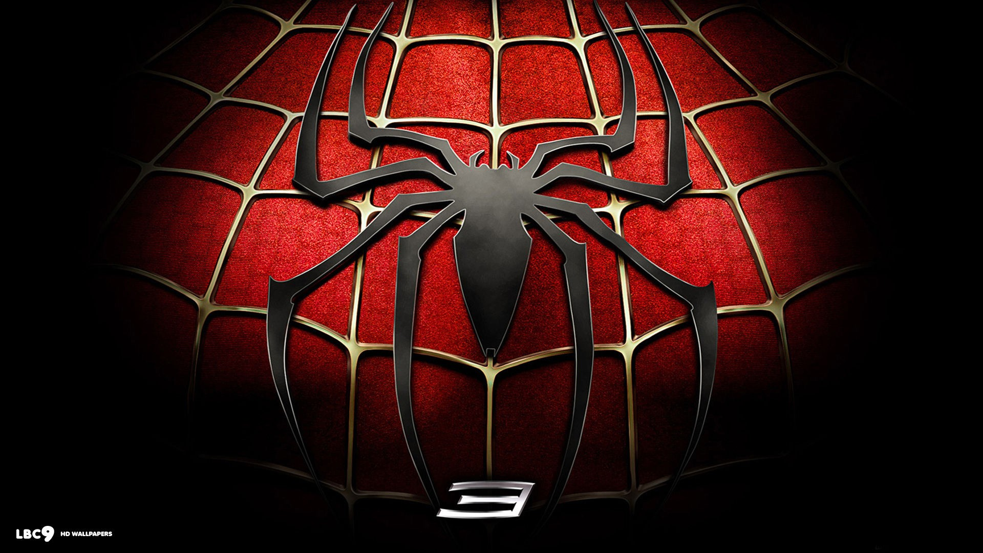 Spiderman Logo Wallpaper Hd 1080p.