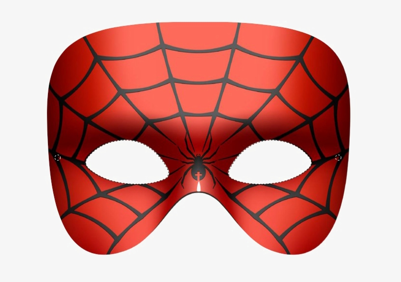 Spiderman Mask Png (+).