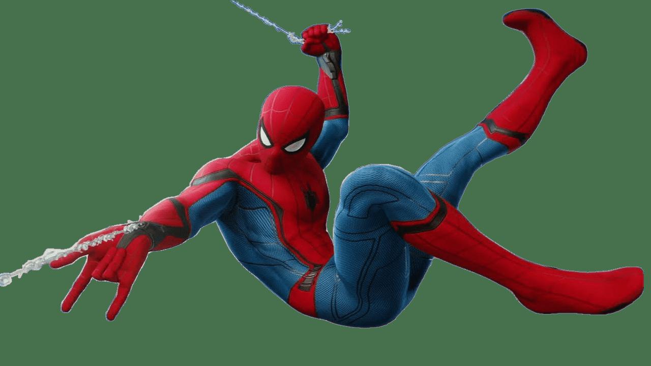 SpiderMan Transparent PNG Picture.