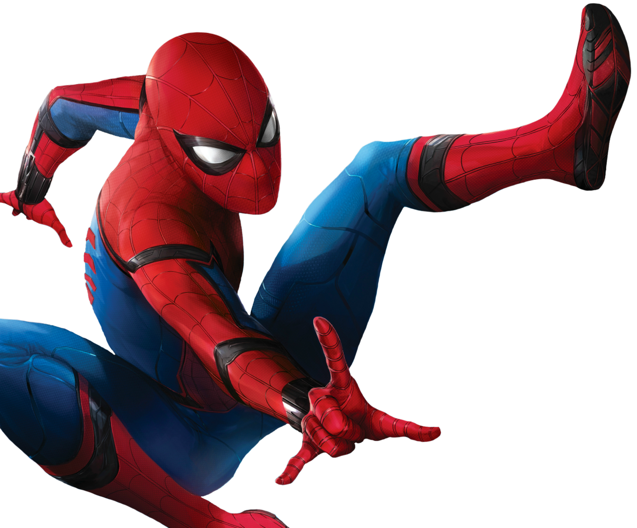 Spiderman PNG Image.