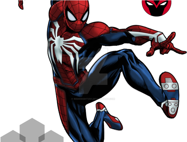 Spiderman Clipart Spiderman Suit.