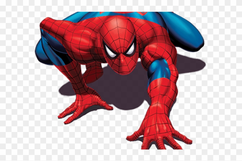 Comics Clipart Spider Man.