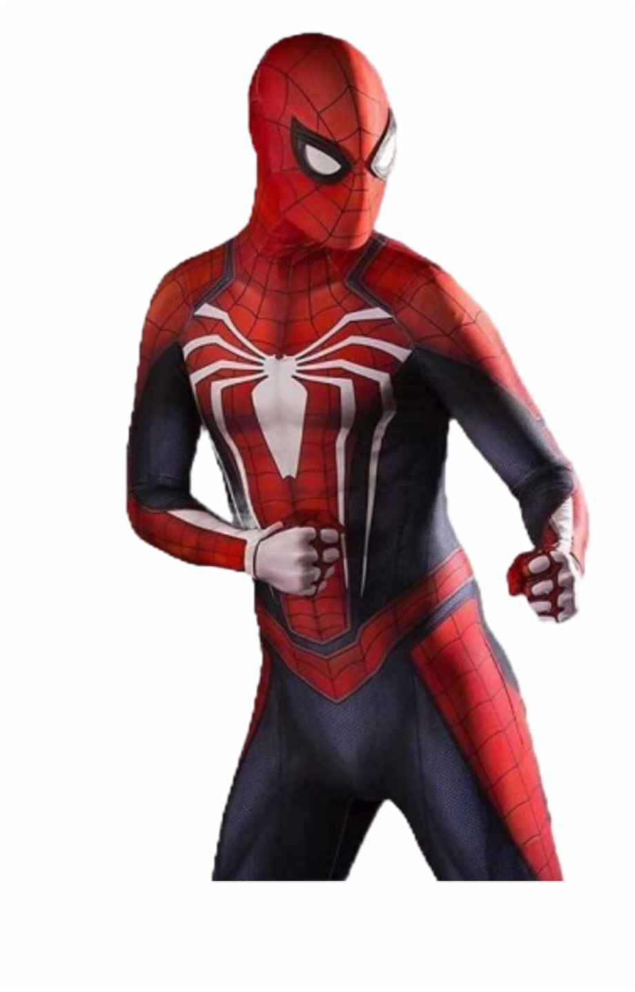 Spiderman Ps4 Freetoedit Spider Man Ps4 Costume.