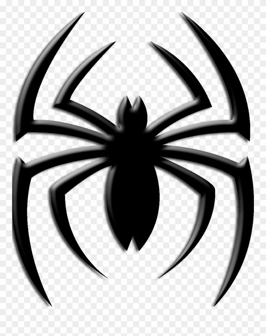 Spiderman Chest Logo Png Clip Free Stock.