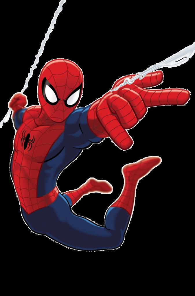 Spiderman En Png Vector, Clipart, PSD.