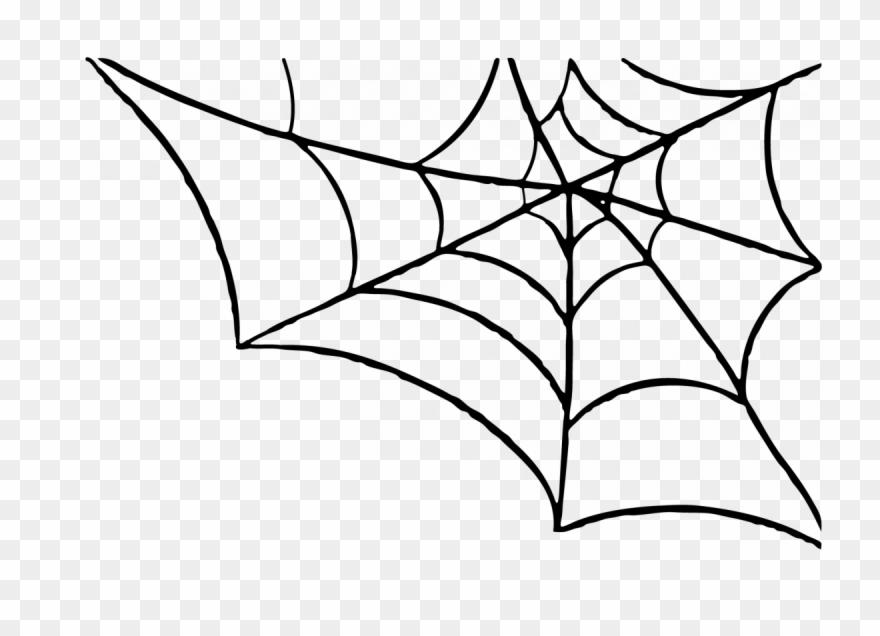 Spider Web Clip Art.