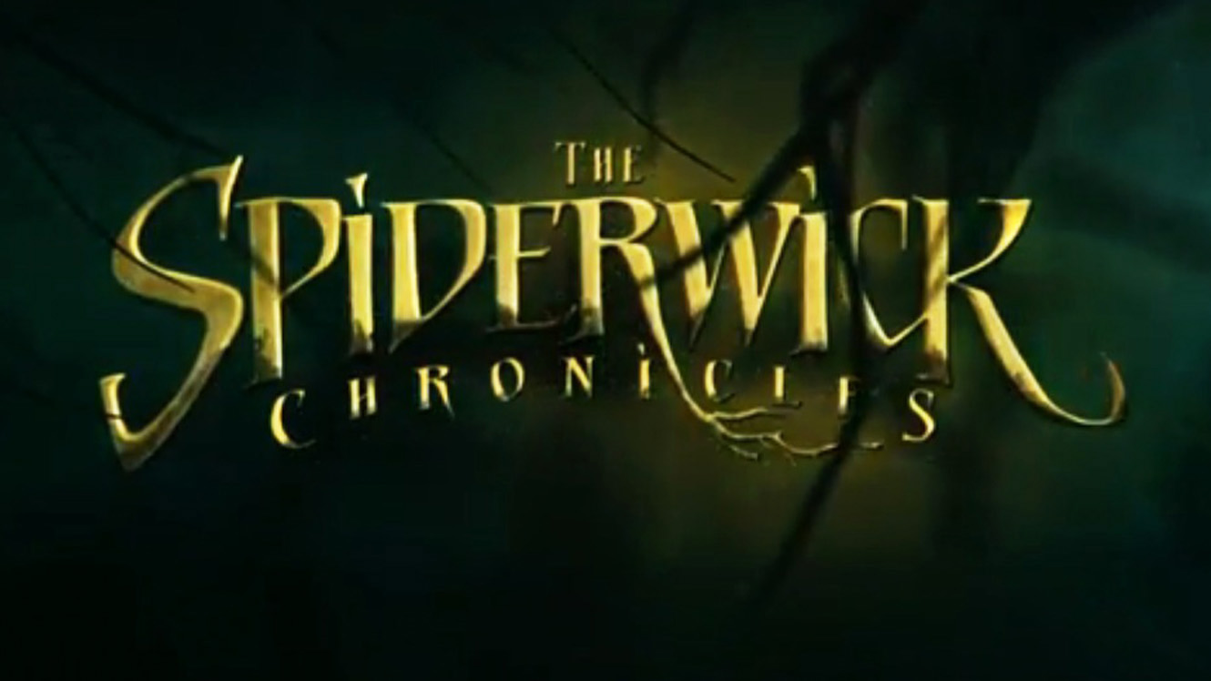 The Spiderwick Chronicles.