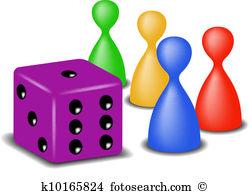 Brettspiel Clipart Illustrationen. 10.090 brettspiel Clip Art.