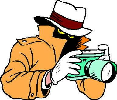 Spies Clipart.