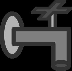 Spigot Clip Art at Clker.com.