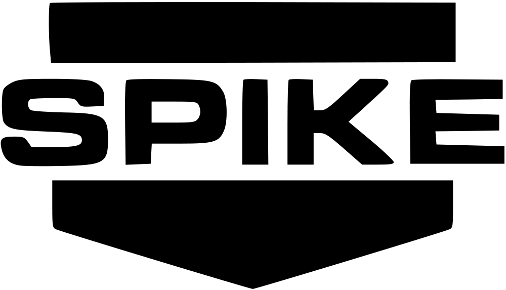 Spike Logo / TV Channel / Logo.
