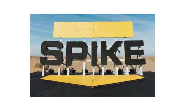 Spike TV Logo Gets Explosive Send.