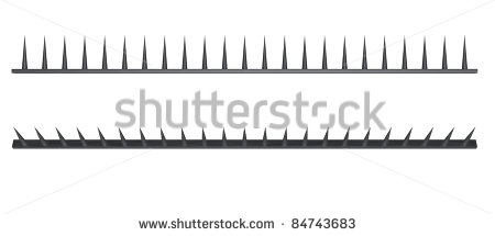 Metal Spike Clipart.