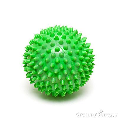Spikey Ball Clipart.