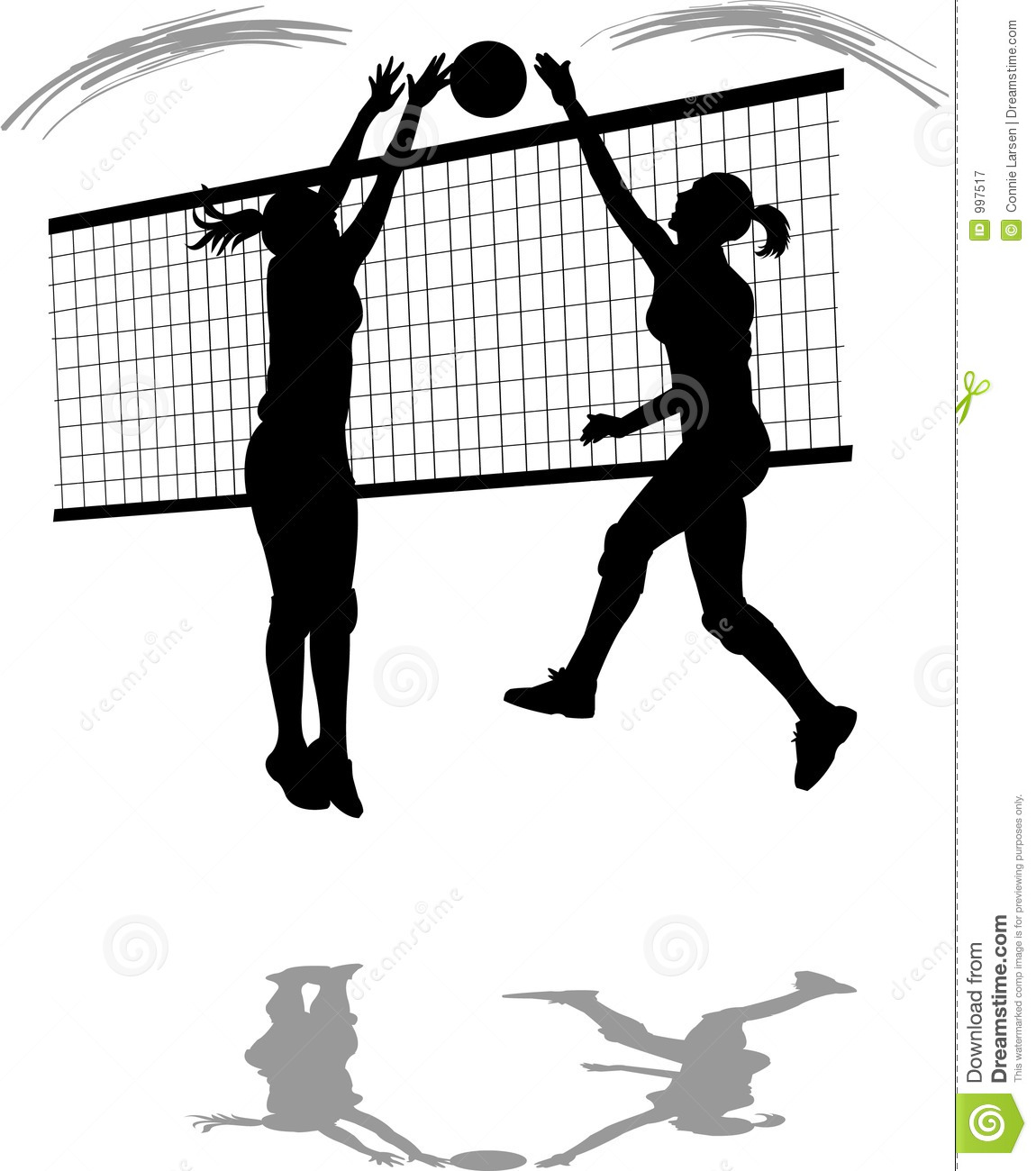 Spike Ball Clipart.