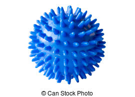 Blue spiky ball Stock Photo Images. 33 Blue spiky ball royalty.
