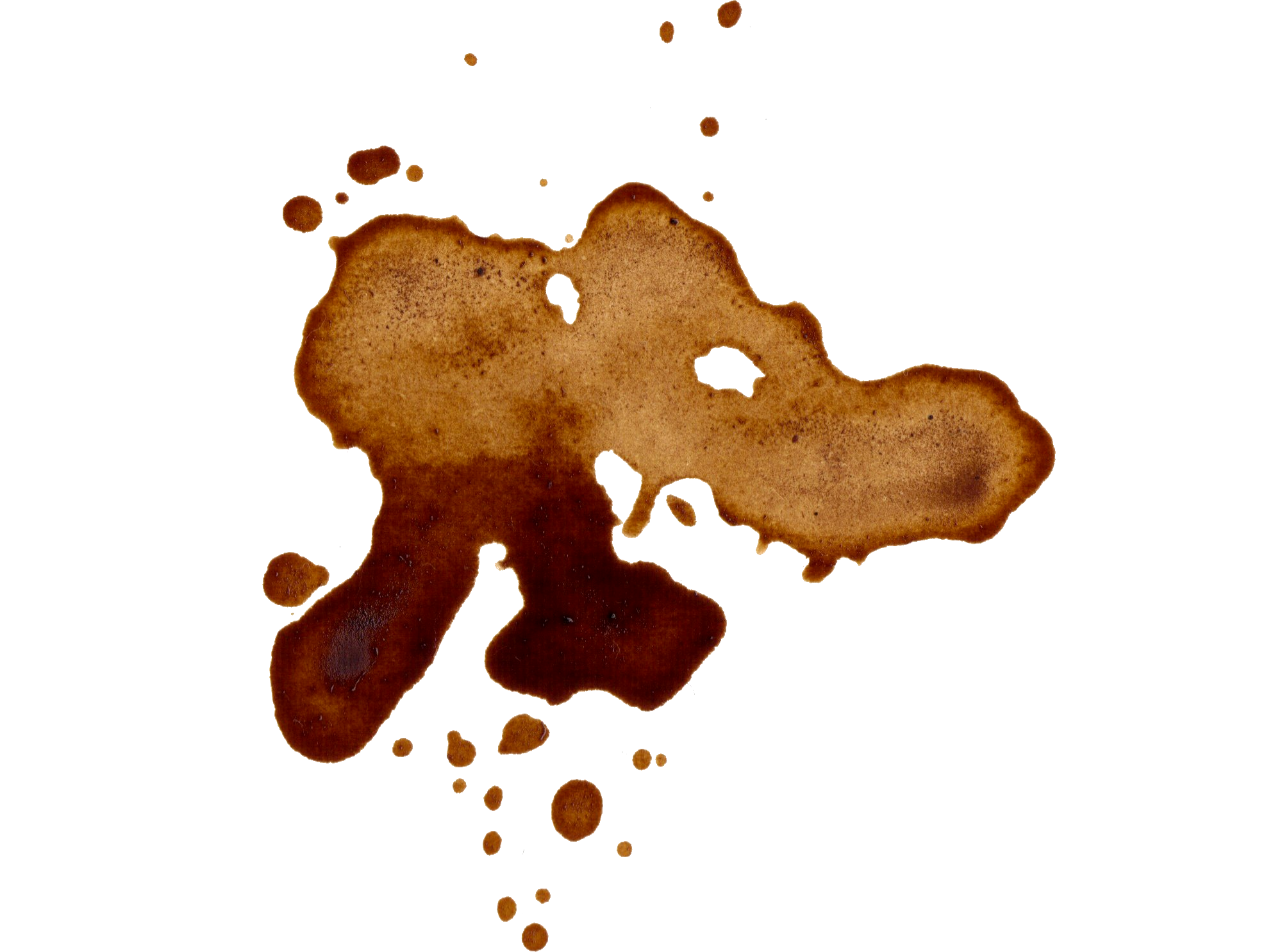 10 Coffee Stains Splatter (PNG Transpare #232702.