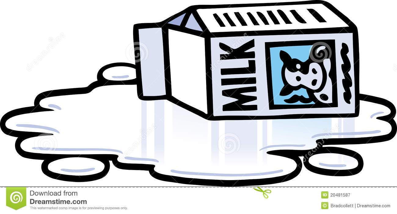 Spilt milk clipart » Clipart Portal.