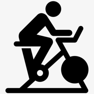 Cycle Clipart Spin Class.