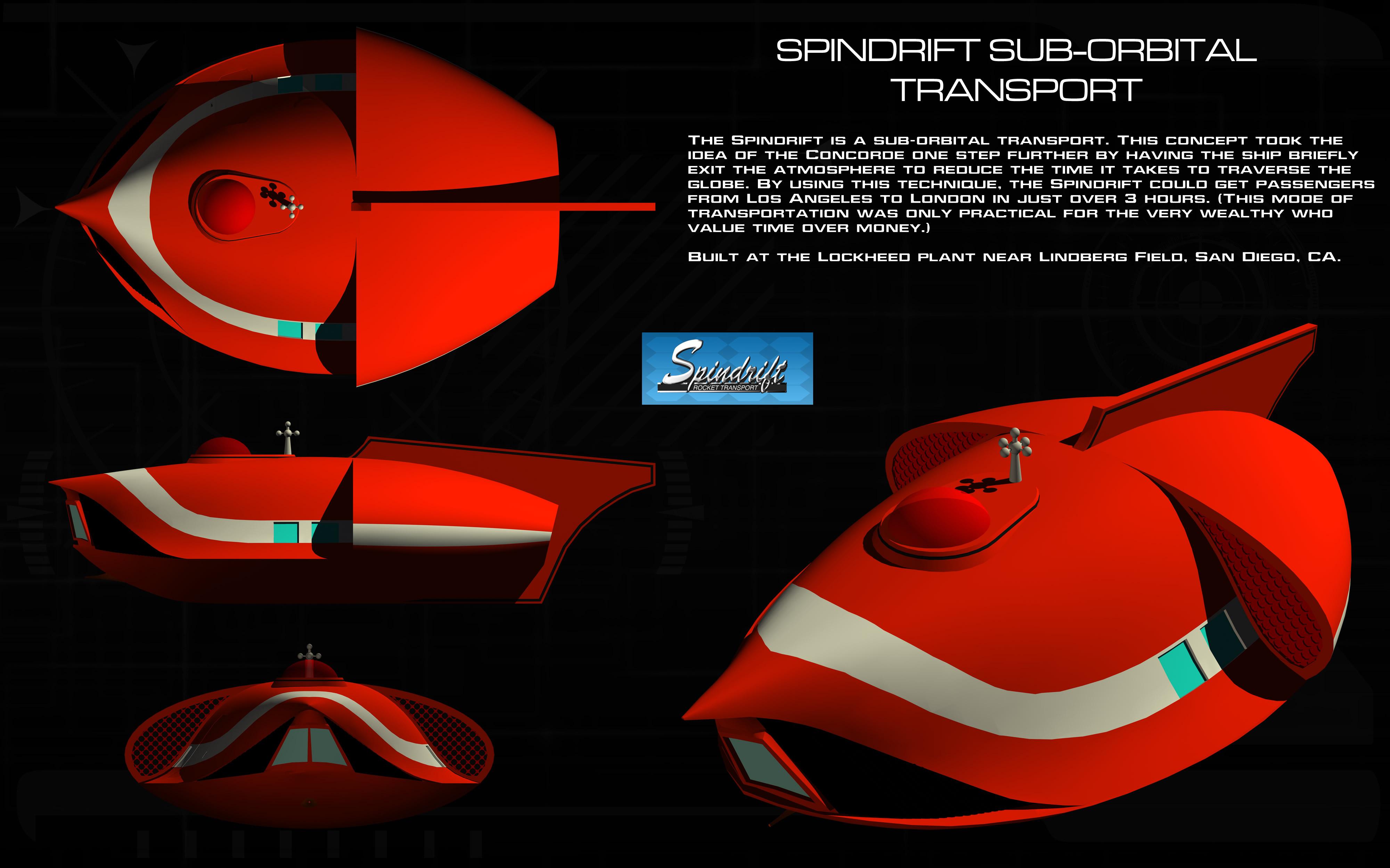 Spindrift ortho by unusualsuspex on DeviantArt.