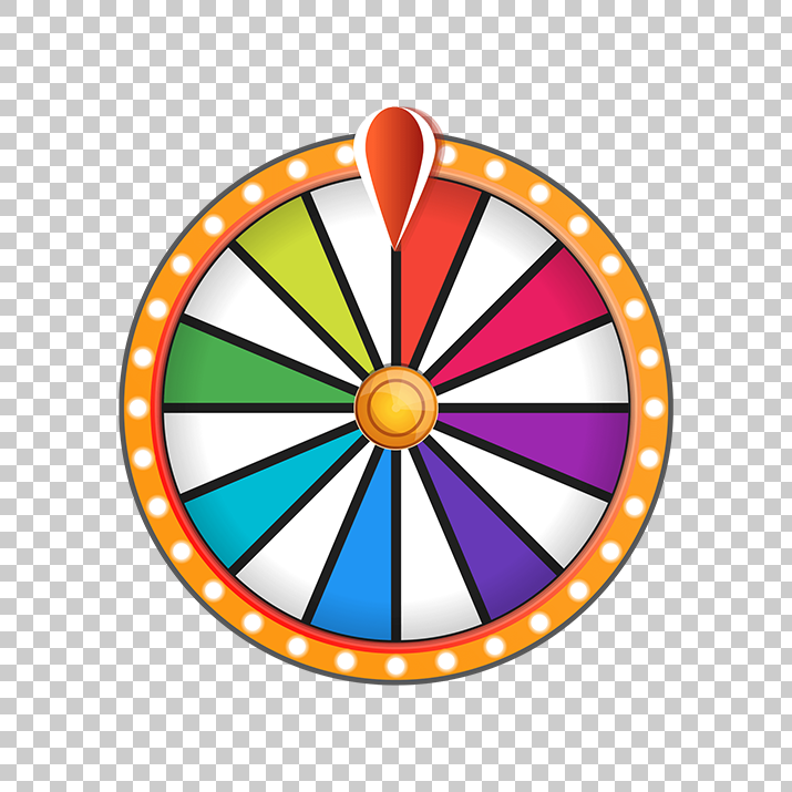 Spin the Wheel PNG Image Free Download searchpng.com.