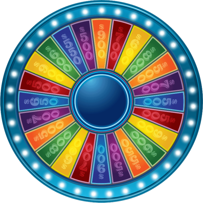 Spin Wheel Png Vector, Clipart, PSD.