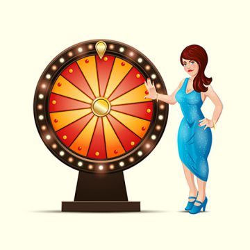 Spinning Wheel PNG Images.
