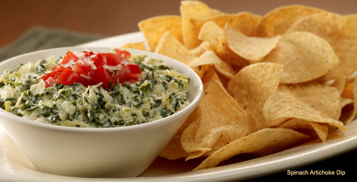 Appetizers clipart spinach dip, Appetizers spinach dip.