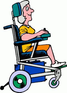 Spinal cord injury clipart.
