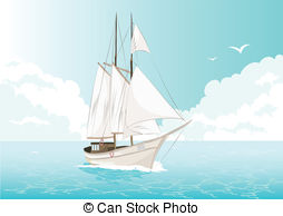 Spinnaker Clipart Vector Graphics. 39 Spinnaker EPS clip art.