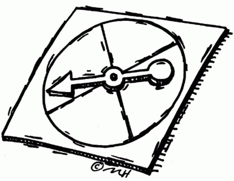 Spinner clipart - Clipground