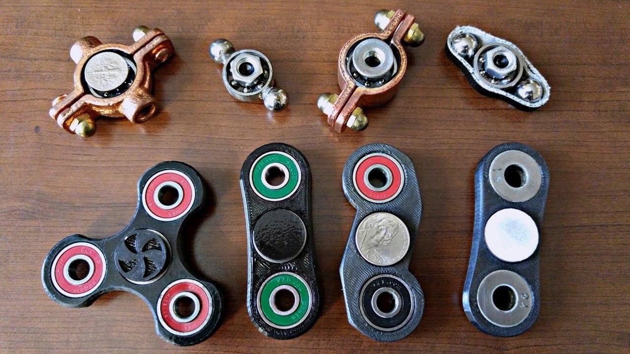 Fidget Spinner Maker Tutorials Videos for Android.