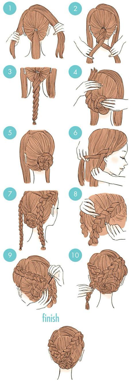 10+ ideas about Waitress Hairstyles on Pinterest.