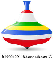 Spinning top Clip Art EPS Images. 355 spinning top clipart vector.