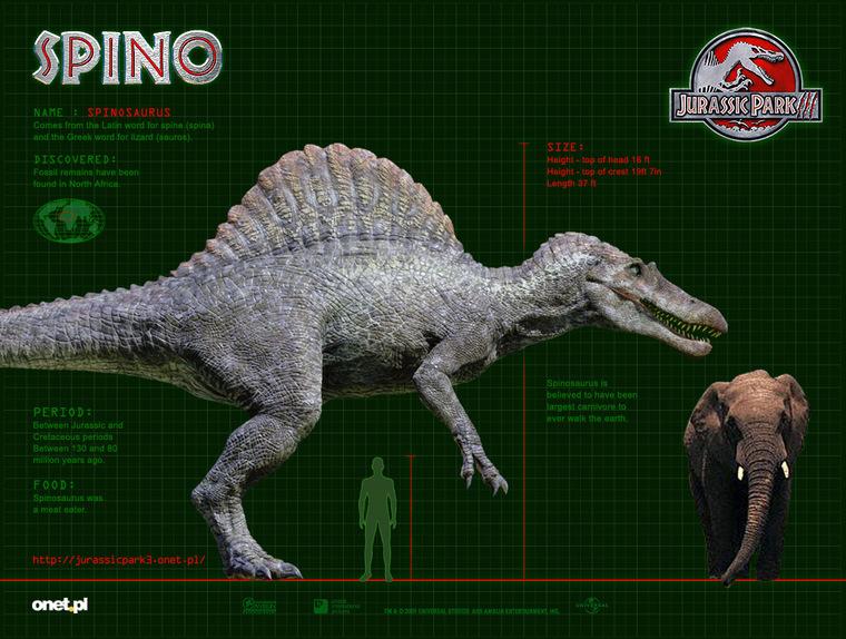 Spinosaurus vs T.