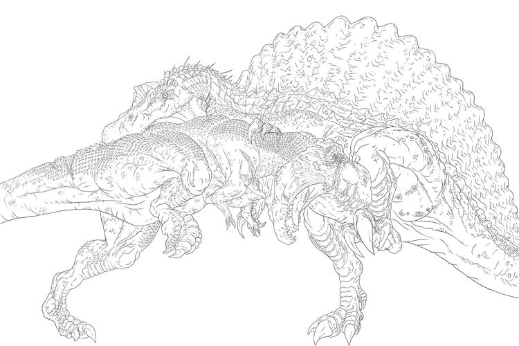 Similiar Cool T Rex Drawings Keywords.