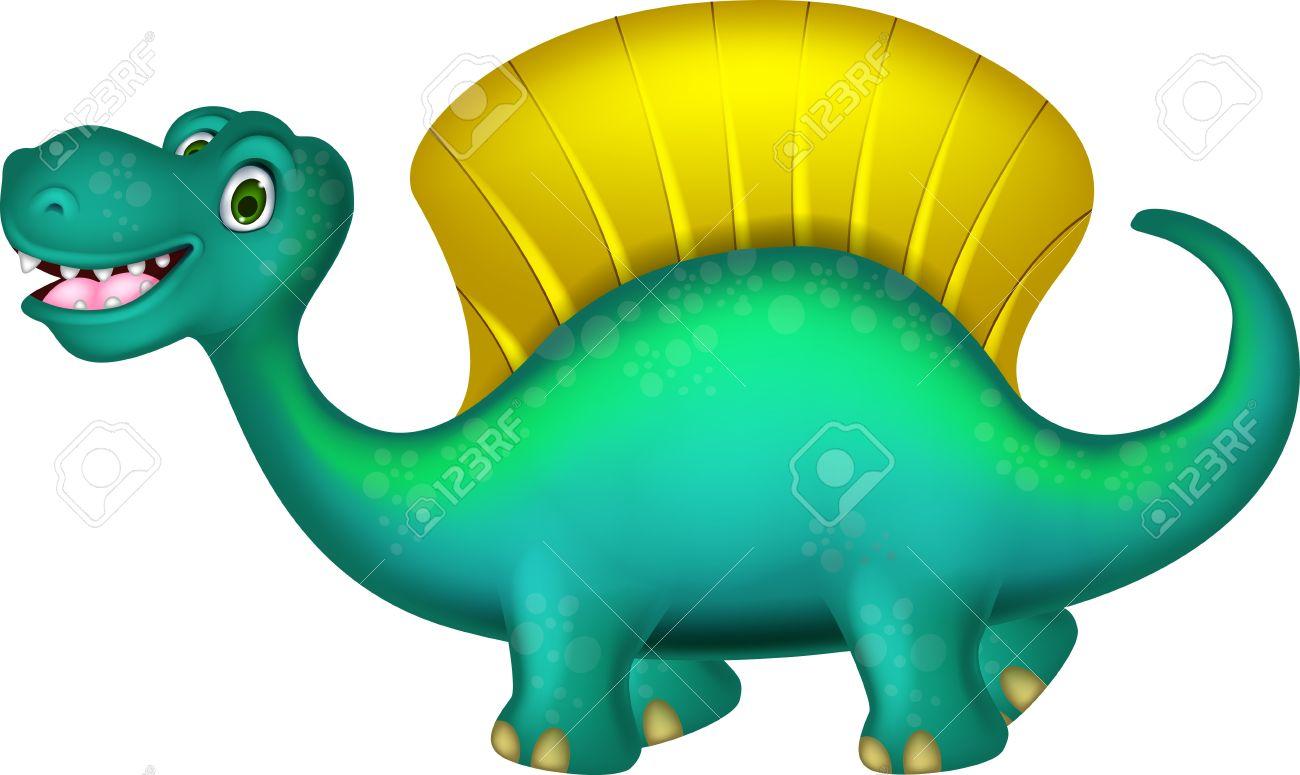Spinosaurus Clipart.