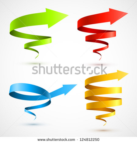 Spiral Stock Images, Royalty.