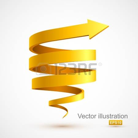 6,362 Spiral Arrow Cliparts, Stock Vector And Royalty Free Spiral.