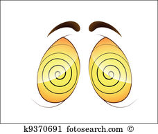 Spiral eyes Clip Art Royalty Free. 615 spiral eyes clipart vector.