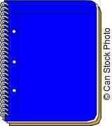 Spiral notebook Clipart Vector Graphics. 3,458 Spiral notebook EPS.