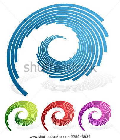Abstract Spiral Stock Photos, Royalty.