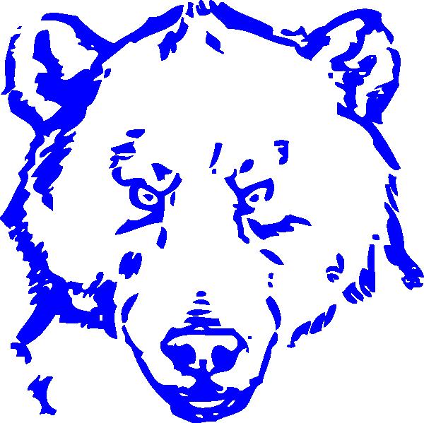 Bear Svg Clip Arts 600 X 599 Px.