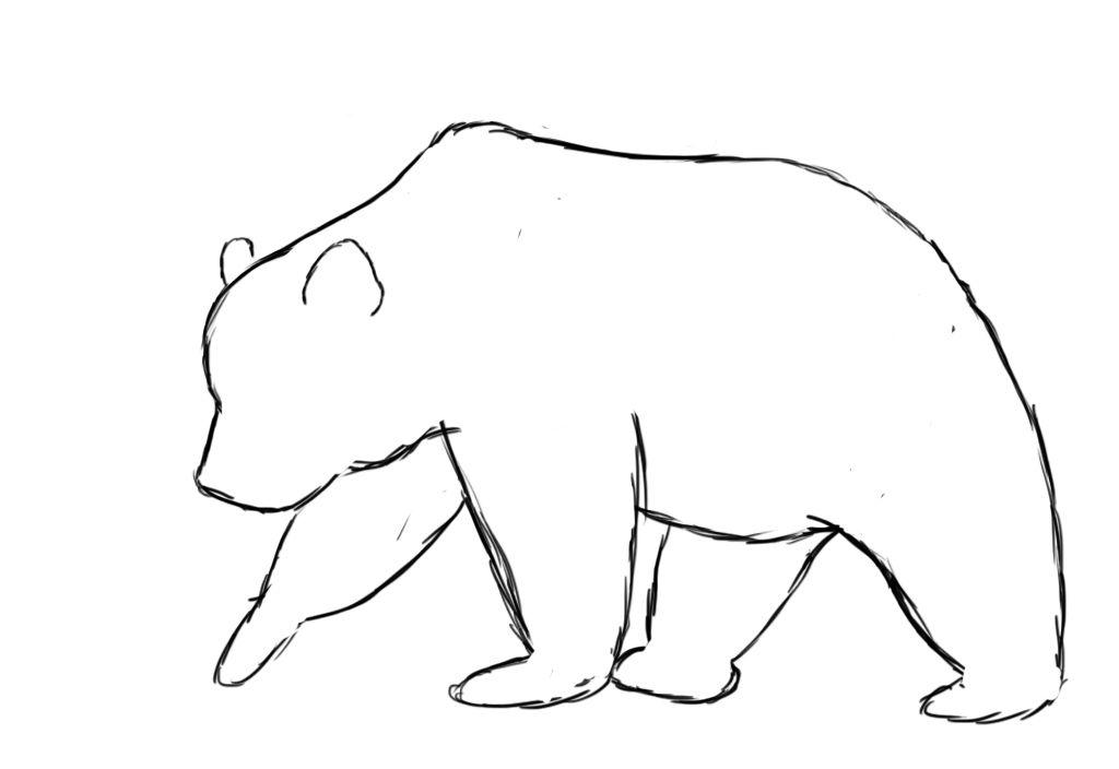 Bear clipart spirit bear, Bear spirit bear Transparent FREE.