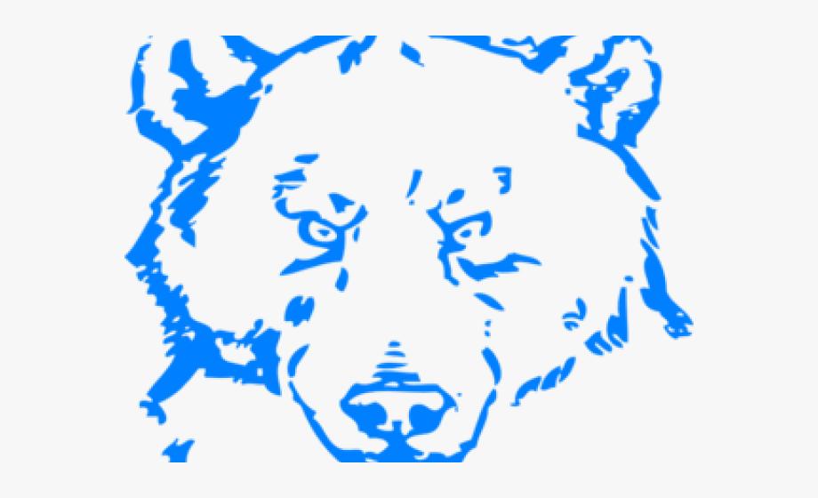 Larger Clipart Spirit Bear.