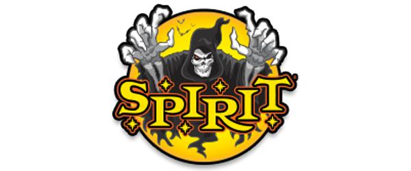 Spirit halloween Logos.