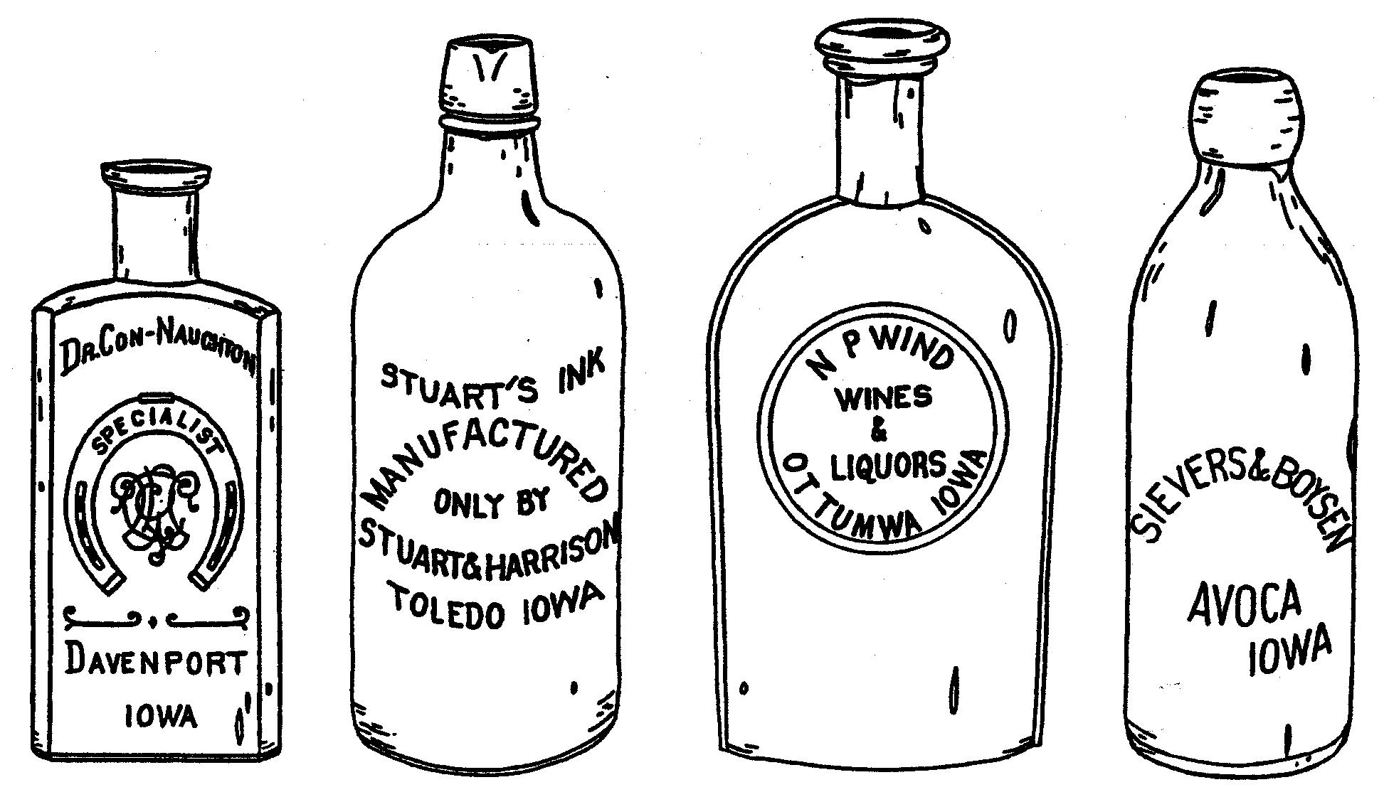 Whisky Beer Clipart.