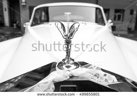 Spirit Of Ecstasy Stock Photos, Royalty.