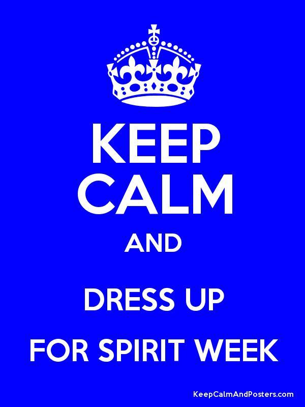 Spirit Week.