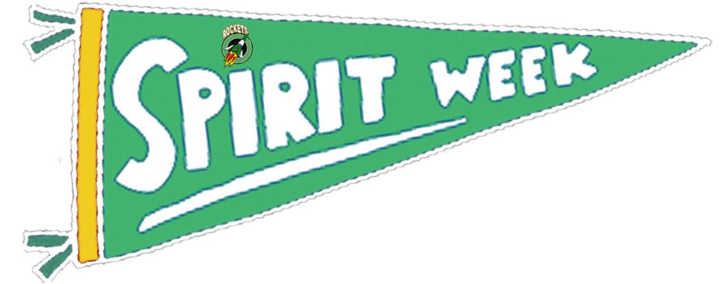 Spirit Week Clip Art.